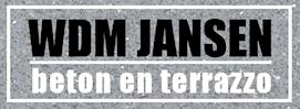 WDM Jansen beton en terrazzo / granito uit Apeldoorn